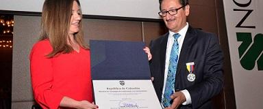 MinTIC condecora a Novasoft con la Medalla al Mérito Manuel Murillo Toro