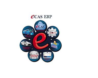 Ecas ERP - Software ERP Administrativo