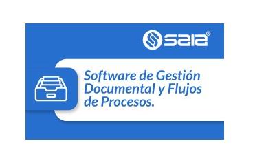 SAIA®  - Software de Gestión Documental y Flujos de Procesos para Empresas
