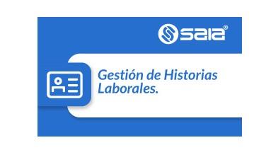 SAIA®  - Software de Historias Laborales