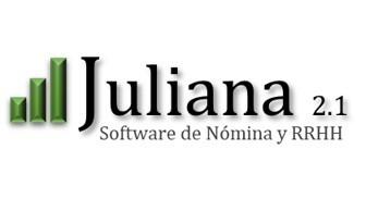 SOFTWARE DE NÓMINA CONTABLE Y RECURSOS HUMANOS - JULIANA