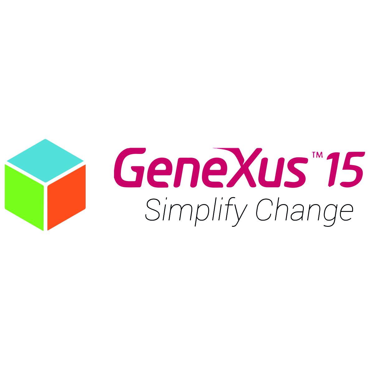 GENEXUS - Herramienta para Crear Software a la Medida, la Opción Más Ágil y Productiva para Cualquier Proyecto