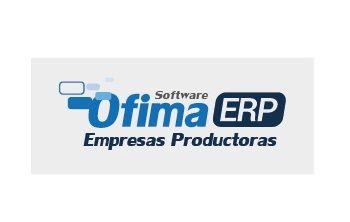 Software ERP para Empresas Productora | Ofima