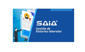 software Administración de Historias Laborales | SAIA | Cero K