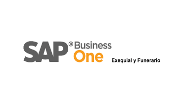 SAP BUSINESS ONE  - Software  para el Sector Exequial y Funerario