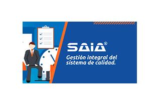 SAIA - Módulo Gestión Integral de Calidad