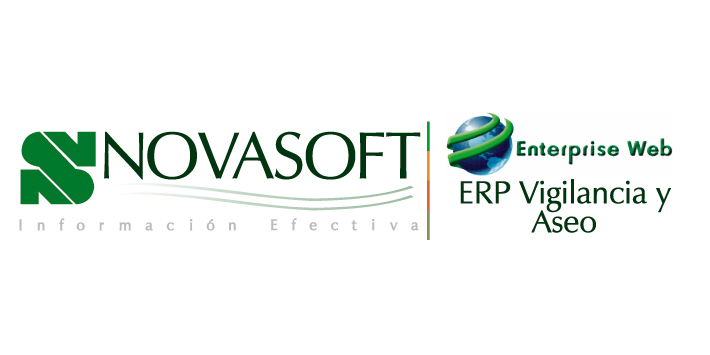 Novasoft Servicios  - Enterprise Web  - Software ERP, Gestión Humana y Nómina para Empresas de Servicios de Vigilancia y Aseo