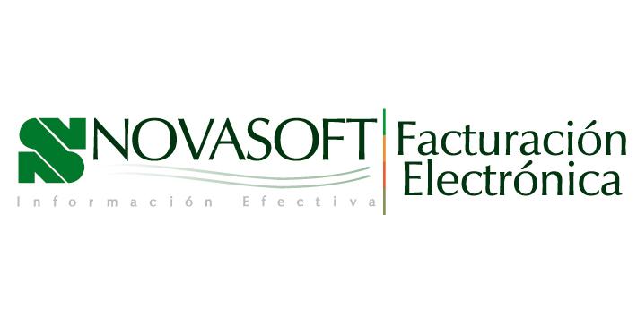 FACTURACIÓN ELECTRÓNICA PARA SOFTWARE NOVASOFT