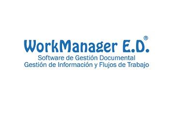 WorkManager E.D. ®. - Software de Correspondencia (Sistema de Gestión de Documentos Electrónicos y de Archivos)
