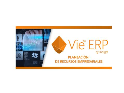 Vie™ ERP - Planificación de Recursos Empresariales y Gestión de Nomina y Talento Humano