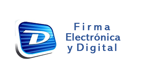 Firma electrónica de documento | Data Tecnológia| Firma Digital