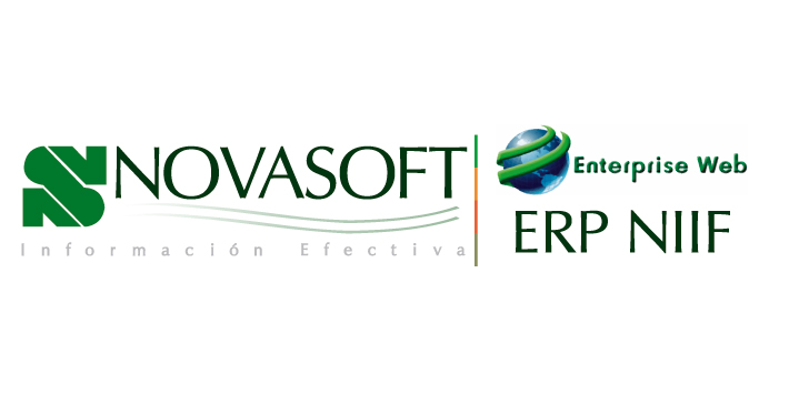 SOFTWARE ADMINISTRATIVO, FINANCIERO, CONTABLE, NIIF - NOVASOFT