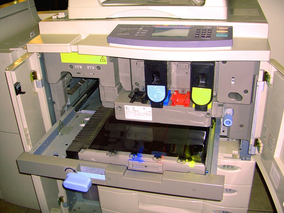 Equipos de Oficina Copiadoras, Impresoras, Fax, Escaners, Multifuncionales