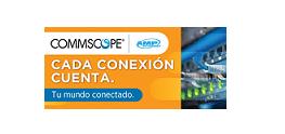 AMP - COMMSCOPE - Productos y Soluciones para Cableado Estructurado CAT 6A y 7A Blindado y Fibra Óptica