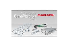 CHAROFIL - Bandeja Portacables Tipo Malla