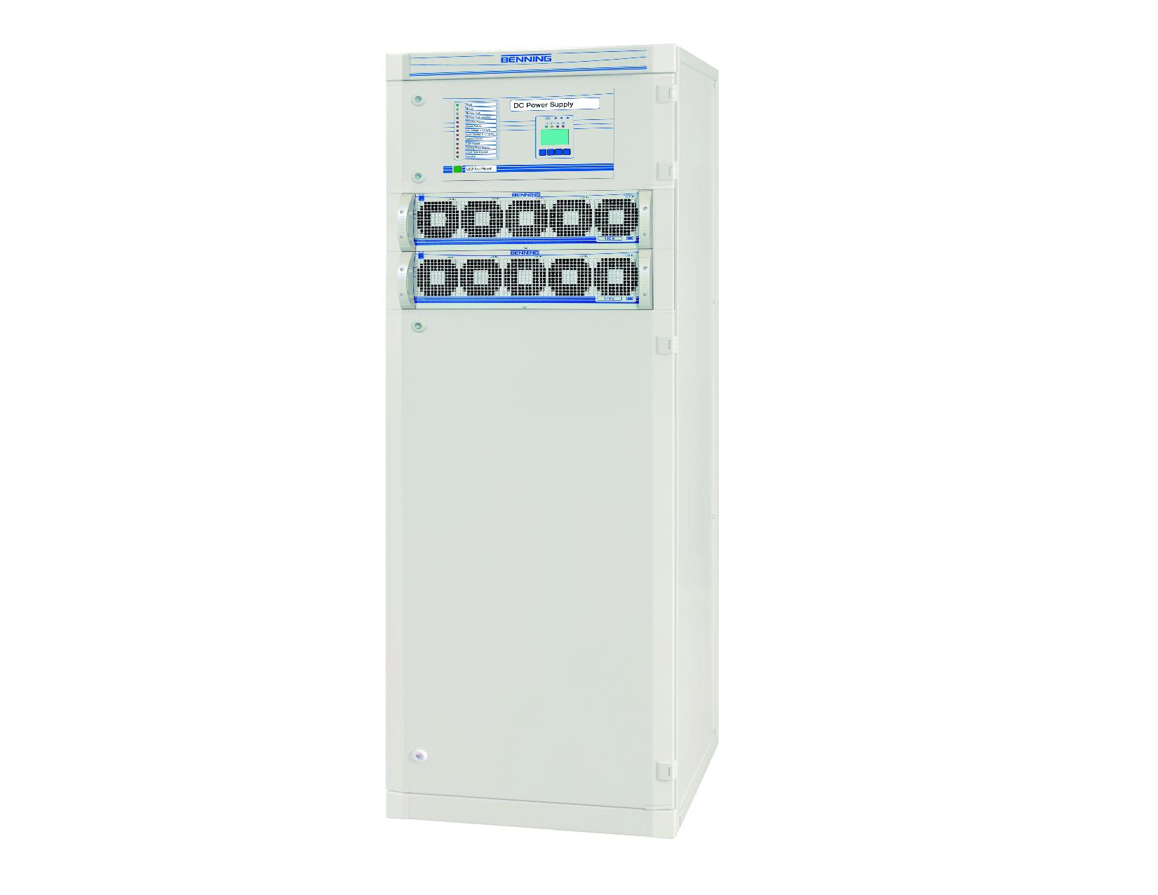Cargadores de Baterías DC - BENNING TEBECHOP - COLOMBIA