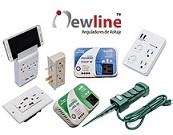 NEWLINE - Multitomas - Protectores de Voltaje - Multitaps - Adaptadores