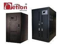 NETION - UPS Doble Conversión Online Trifásica Serie CP 10kVA – 120kVA