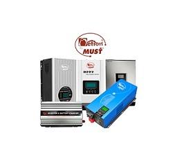 NETION BY MUST  - Inversores Solares Alta y Baja Frecuencia para sistemas On-Grid, Off-Grid ó Híbridos