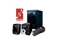 MAGOM - Reguladores de Voltaje Monofásicos, Bifásicos y Trifásicos 500VA - 70KVA