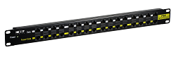 NEXXT SOLUTIONS - Patch Panel Poe MPN: PCGPPPOE16101UBK