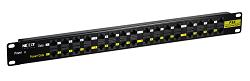 NEXXT SOLUTIONS - Regleta Vertical de 12 Tomacorrientes para Rack - MPN: PCRRMVT12115ABK