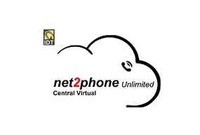 Net2Phone Unlimited - Central Virtual de telefonía