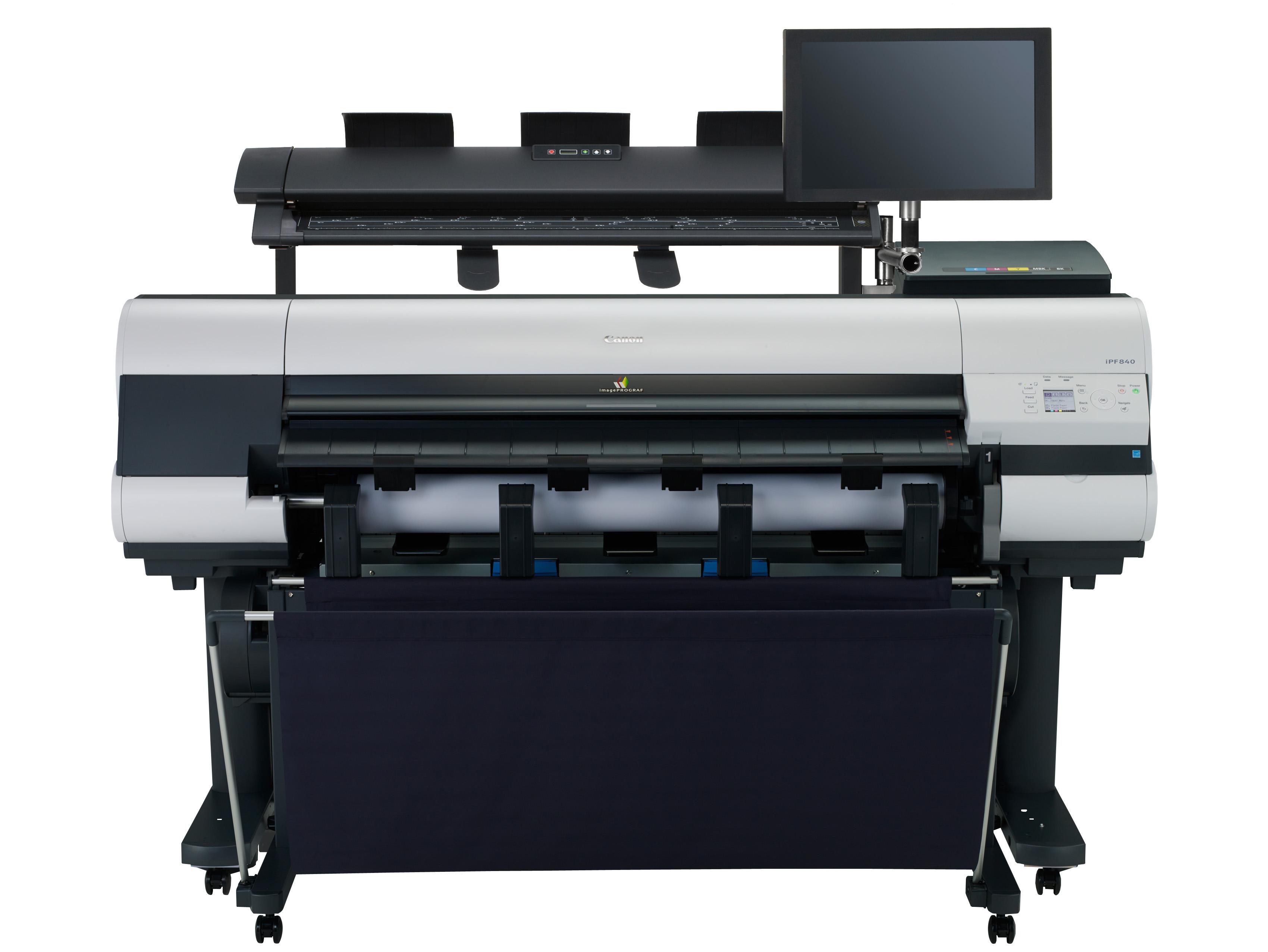 CANON - ImagePrograf Multifuncionales - Impresoras Multifuncionales de Gran Formato / Plotters