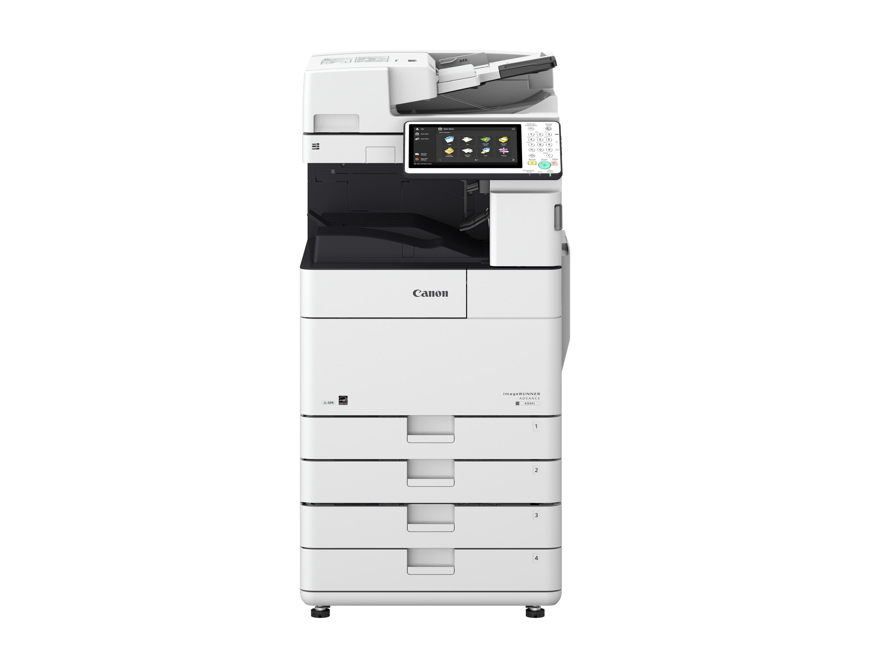 CANON - ImageRUNNER Advance 4500 Series - Multifuncionales Avanzados para Áreas de Oficina