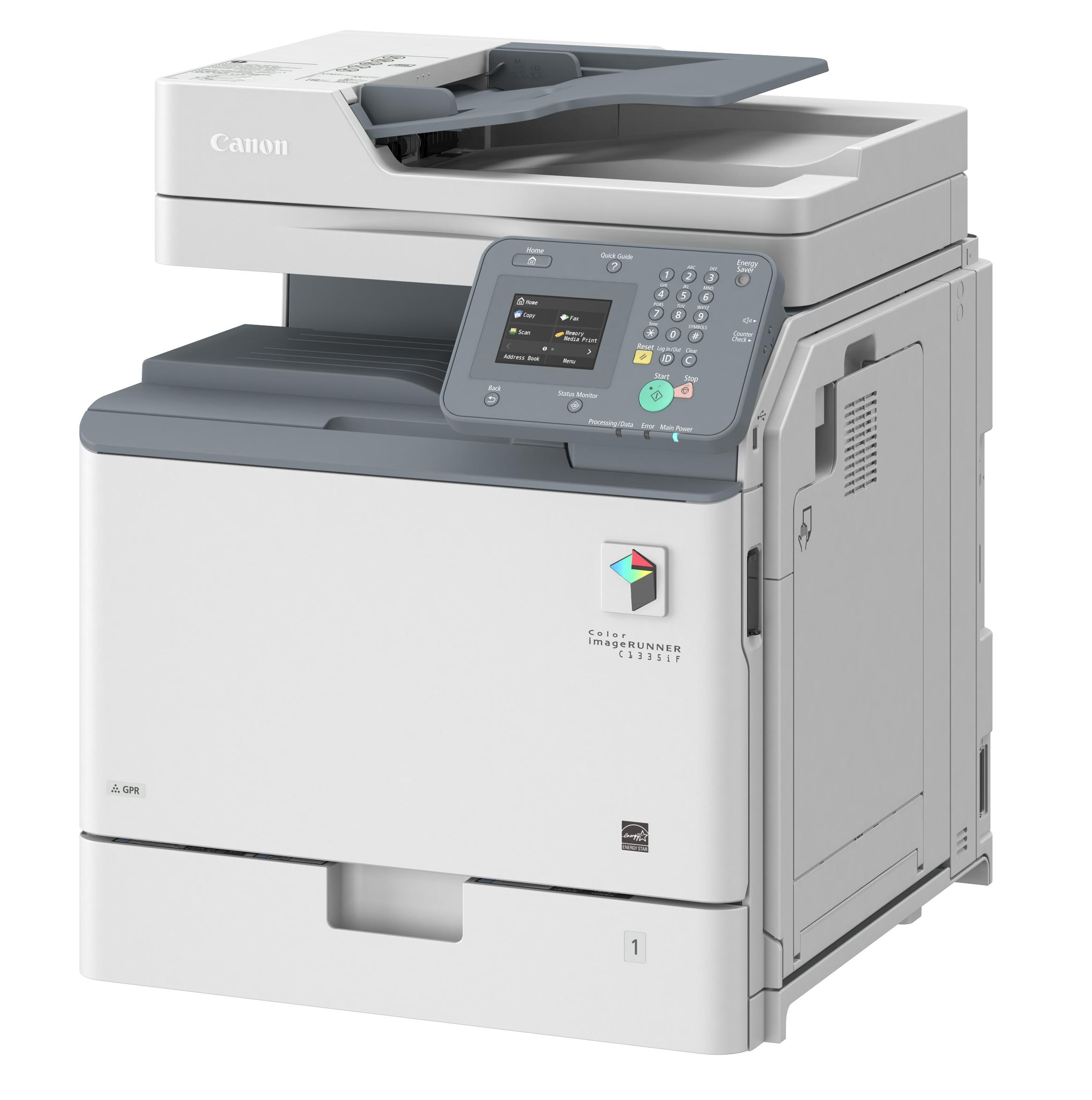 CANON - ImageRUNNER Color C1300iSeries - Multifuncionales Color para Oficina Pequeña (SOHO)