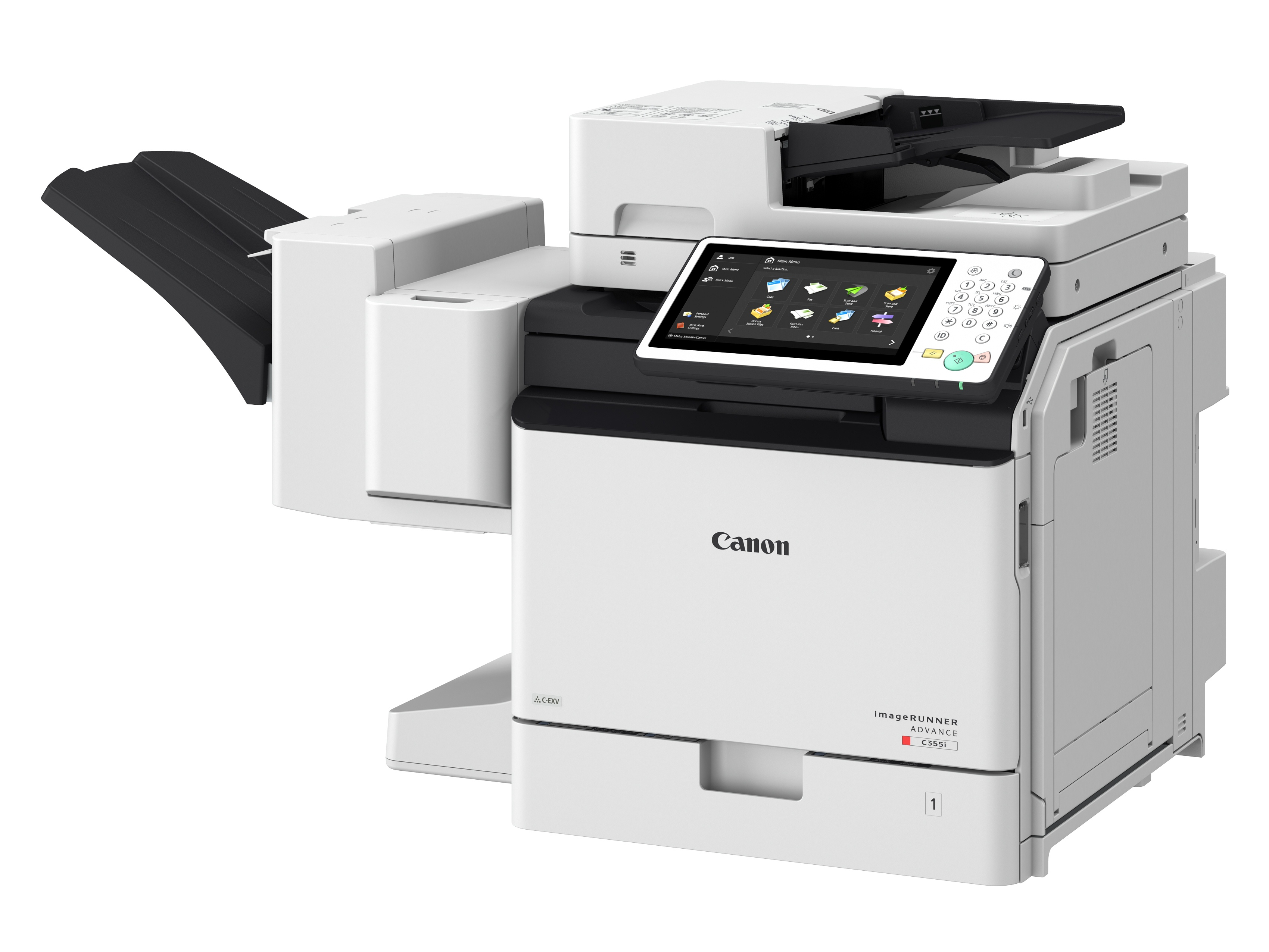 IMPRESORA CANON IMAGERUNNER ADVANCE COLOR 255I 355I