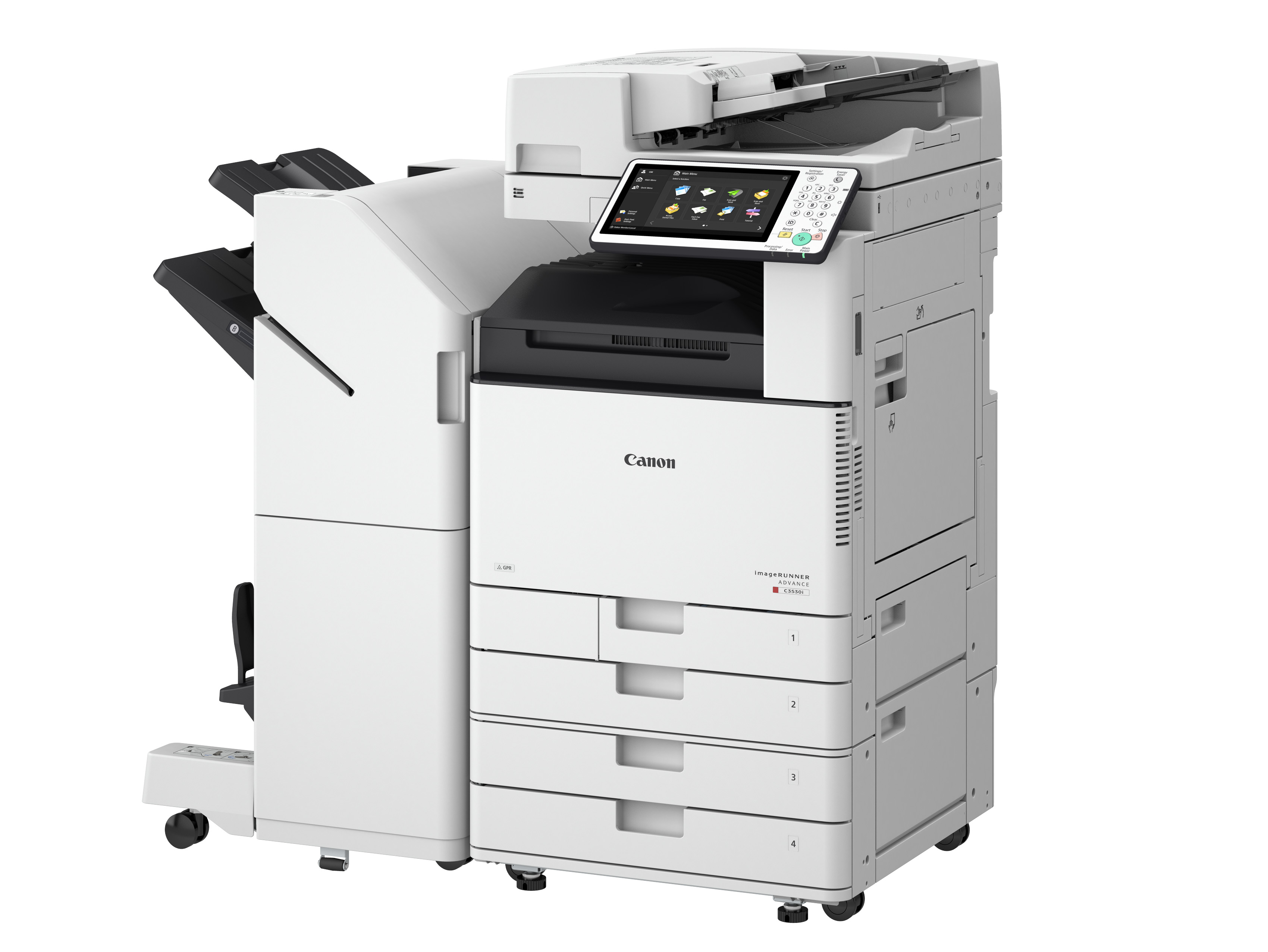 IMPRESORA MULTIFUNCIONAL IMAGERUNNER ADVANCE COLOR C3500 SERIE