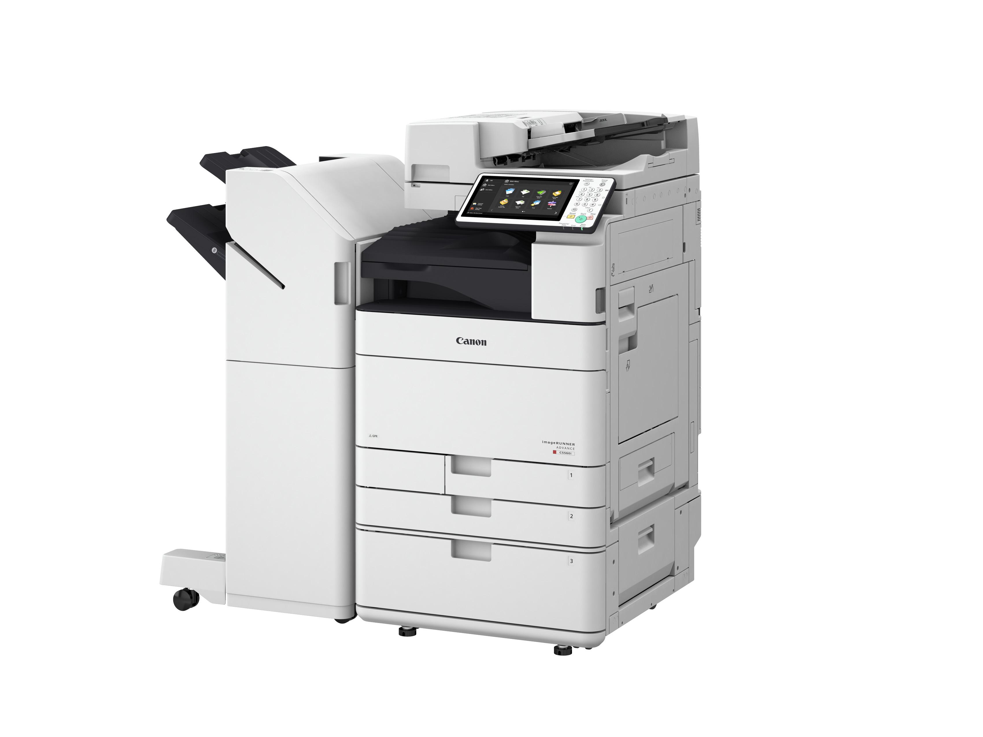 CANON - ImageRUNNER Advance C5500 / C7500 Series - Multifuncionales Avanzados para Departamentos