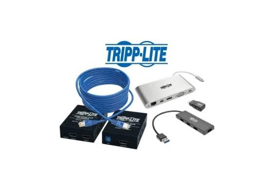Caja de Conectividad A/V | Cables para Audio | Tripp Lite