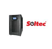 UPS Soltec | UPS On-Line | UPS Doble Conversión Monofásica