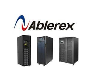 ABLEREX - UPS Trifásica – Online – Doble Conversión Monolítica y Modular desde 10 kVA hasta 600 kVA