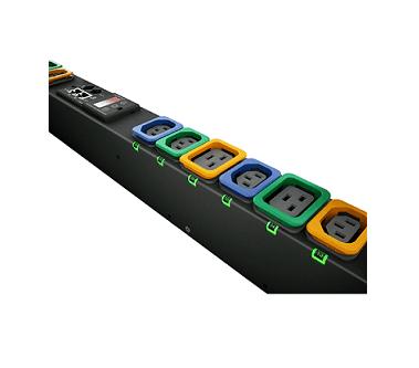 VERTIV™ GEIST™ - PDU Amplia Gama de Unidades de Distribución de Energía para Gabinetes