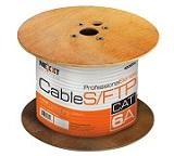 NEXXT SOLUTIONS - Cable Doble Apantallamiento (S/FTP) cat.6.A. MPN: NAB-UTP6ABL (azul) NAB-UTP6AGR (gris)