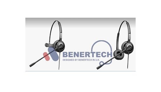 BENERTECH - Diademas Telefónicas - Auriculares Profesionales para Call Centers, Contact Centers, BPO