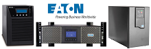 Las mejores UPS MONOFASICAS BIFASICAS EATON - Capacidades 1-15 KV