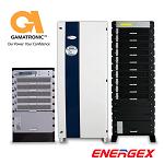 UPS Trifásicas Modulares Serie Power - 10 a 250 Kwa | GAMATRONIC