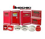 HOCHIKI - Sistema de Detección y Extinción de Incendio