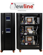 NEWLINE - UPS Interactiva Serie Power Back 600VA, 750VA, 1000VA, 1200VA y 2200VA