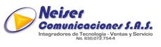 Neiser comunicaciones S.A.S. - Instalación de Redes de Voz, Datos, Regulada, Normal, Wifi, Fibra Óptica, CCTV, Sonorizaci