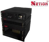 NEWLINE - UPS On - Line Doble Conversión Serie NETION Tipo Rack 1kVA, 3 kVA, 6 kVA y 10 kVA