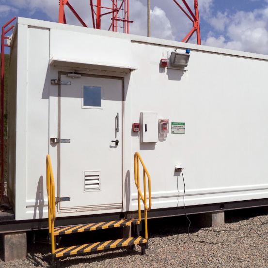 Busca Data Center Moviles Shelters para SolucionesIT