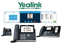 YEALINK - Teléfonos para Skype for Business (SFB)