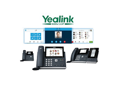 YEALINK - Teléfonos para Skype for Business (SFB)