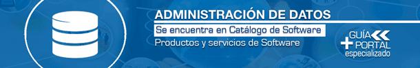 ADMINISTRACIÓN DE DATOS | DATA MANAGEMENT | BASES DE DATOS