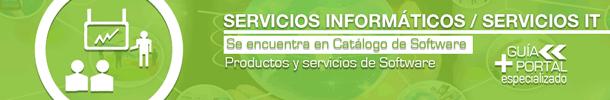 SERVICIOS INFORMÁTICOS | SERVICIOS IT